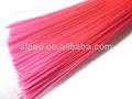 extremamente brilhante poliéster pet fibra de plástico para fabricação de vassouras e besoms