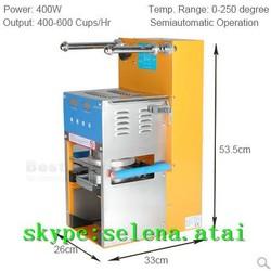 Semi-Automatic Cup Sealer, Bubble Tea Machine Equipment, Cup Sealing Machin