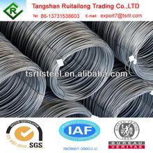 Steel Wire Rod/Steel Wire/Wire Rod SAE1008B Tangshan