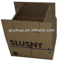 Toy packaging cardboard box