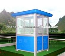 Light Steel Simple Sentry Box House
