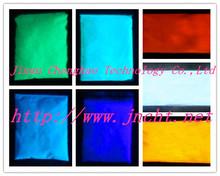 photoluminescent pigment/luminous pigment /glow in the dark pigment powder