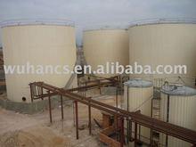 Big Bitumen Tank Farm