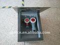 Ip67 piso doble toma de corriente eléctrica HGD-355K ( con CE y SASO )