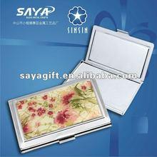 2010 Fashion Metal Business Card Box