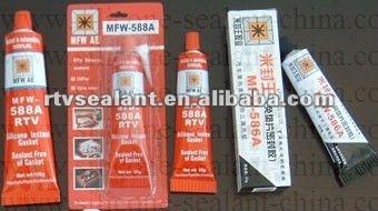 Quick dry rtv silicone gasket sealant