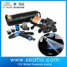 Car Washing Pump in Inda Seaflo 70psi High Pressure Water Pump for Car Wash
