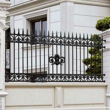 Rome Style aluminum outddor garden fence HY-911