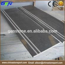 China Polished G654 Dark Grey Granite