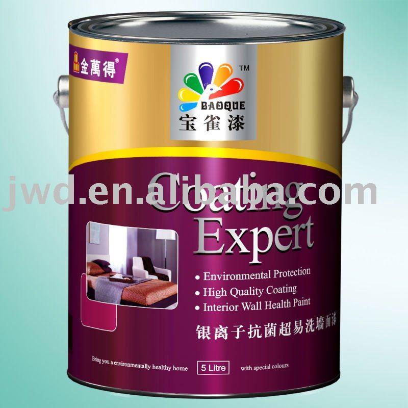 siêu kiềm kháng cao su nội thất tường sơn phủ