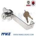MK104-33 Cristal seguridad puerta corredera candado