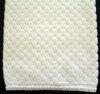 polka dot bath towels