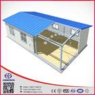 Steel structure modular prefabricated hotel building