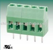 Rising Clamp Terminal Block(pitch 5.0mm, 5.08mm, 7.5mm, 7.62mm)
