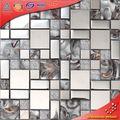 ae36 rustik el yapımı pişmiş toprak karo balık desen mozaik duvar karosu tasarımı