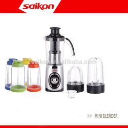 DIY multifulction traveling blender juicer