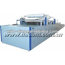 green building materials straw tile forming machine