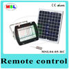 Green Power! 108LED Remote Control Portable Solar Light
