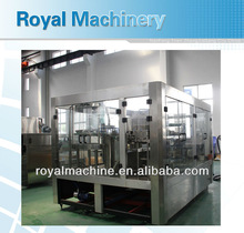 monoblock liquid washing filling and capping machine