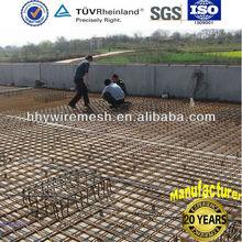 welded steel concrete mesh / fens panels (factory)