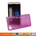 PP case branded for blackberry Z10 thin phone case