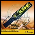 TX-1001B High Sensitivity!!! Hand Held Metal Detector Body Detector Light Super Scanner