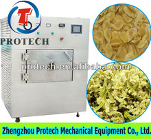 commercial vegetable drying machine/microwave drying machine