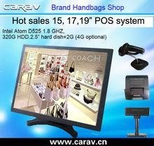 supermarket equipment, POS electronic cash register machine, AIBAO Brand, X-3100