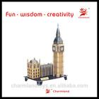 3D Puzzle 3D Classic Building Big Ben (UK) DIY TOYS