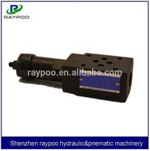 MBP/A/B-01 yuken modular valve pressure relief valve