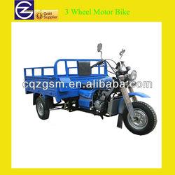 motorized cargo three wheeler/cargo tricylce