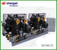 Shangair 83SH 30bar Piston Air Compressor Brand names air compressors industrial heavy duty air compressor
