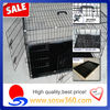 2015 hot sale!!! Newest style pet cage dog carrier