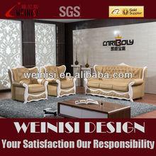 U001 Wooden frame UK design sofa furniture