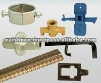 Formwork material or accessories