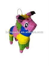 mini piñata de animales para la fiesta