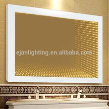R tro clair miroir fournisseur la lumi re de salle de for Miroir infini led