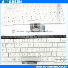 Hot sale Laptop keyboard for lenovo Ideapad U150 silver