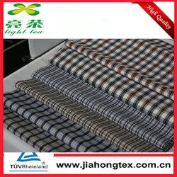 100% cotton poplin, 40x40/133*72 reactive dyed cotton poplin for shirt