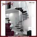 Escadas em espiral/escadas para moradia/açoinoxidável escadas em espiral