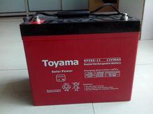 12V80Ah Solar & Wind Power Battery deep cycle sealed lead acid battery