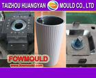 OEM custom plastic flower pot supplier