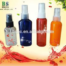 100ml PET bottle for sprayer
