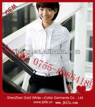 Customize woman dress shirts