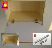 gas spring with total accessories for door/hatch door gas spring