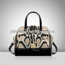 S288 2014 100% Genuine Snake Leather Handbag, OEM/ODM Hand Bags Manufacturer,Real Leather Bag