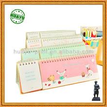 a colori di carta fantasia personalizzare scrivania la stampa del calendario