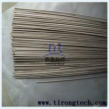 R 60702. R 60704. R 60705 straight zirconium wires/ zirconium rods