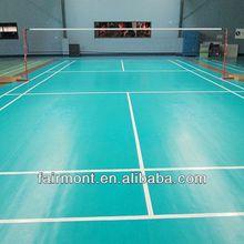 Pvc Plastic Sport Floor,Clear\Clean,Sound Absorption LK--001