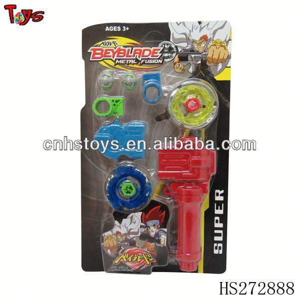 hot sales popular beylade zinc super spinning top toys